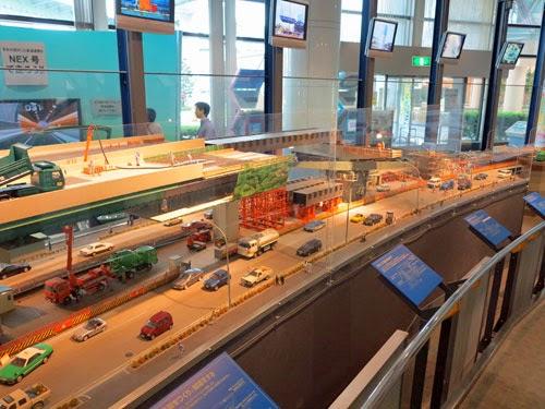 Nex Plaza Nagoya Expressway Aichi Japan