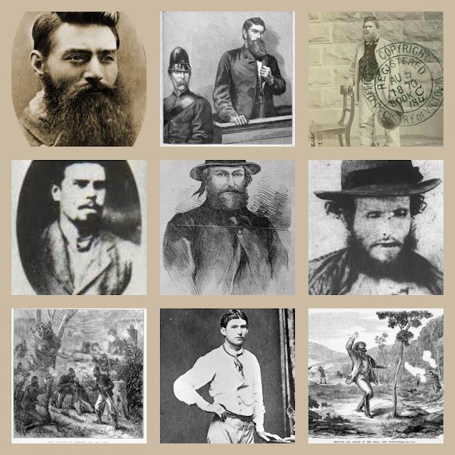 images of bushrangers