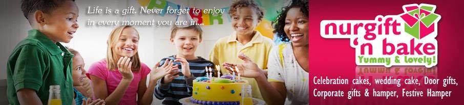 HAMPER RAMADHAN, HARI RAYA, CUPCAKE, DOORGIFT, WEDDING CAKE, KEK PERKAHWINAN, BIRTHDAY,