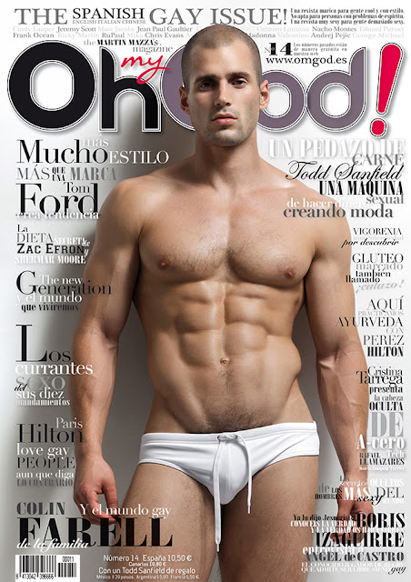 Todd Sanfield by Kevin McDermott for Oh My God Magazine-2