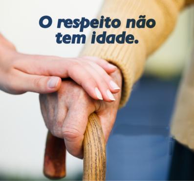 Respeite o idoso