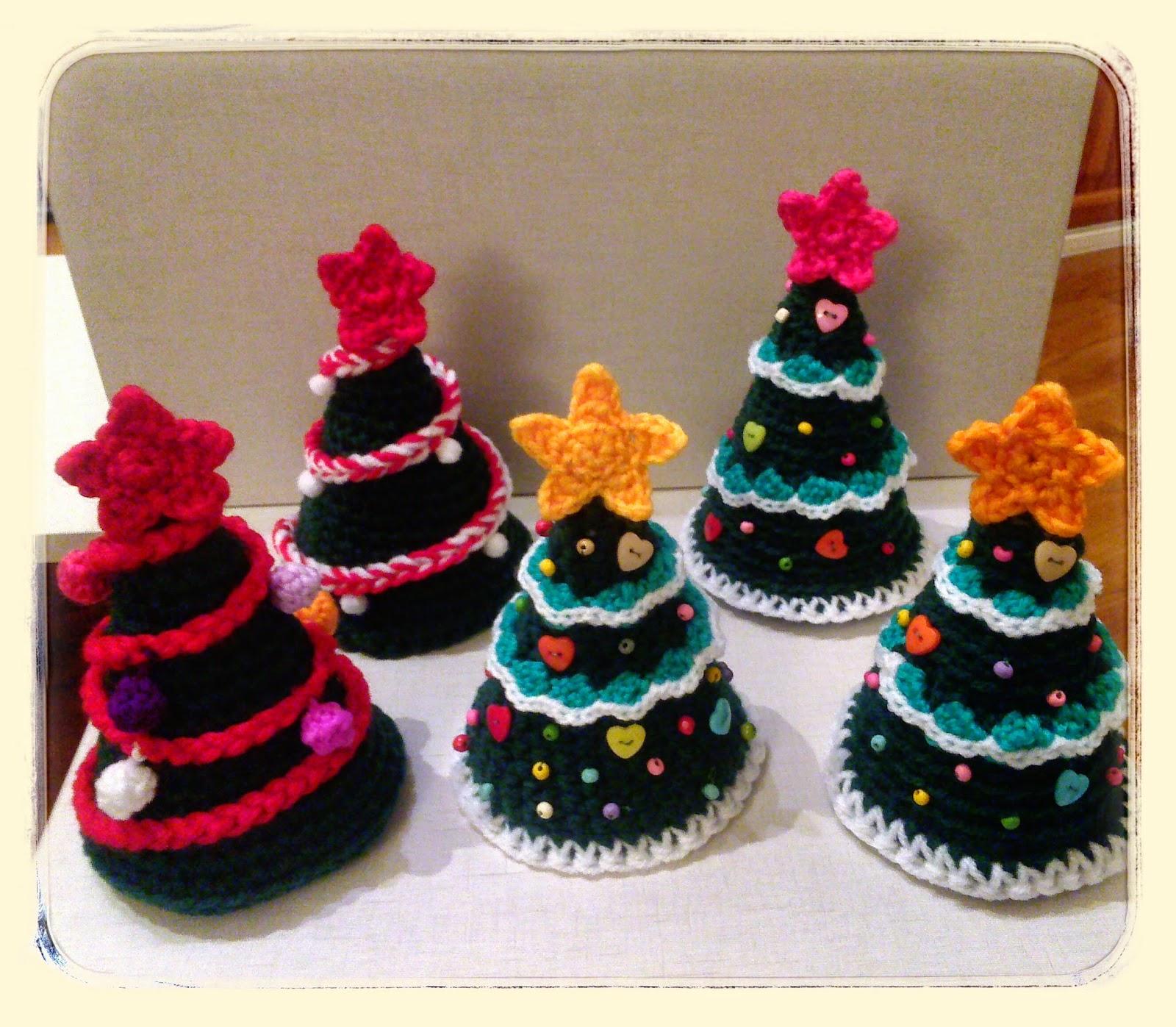 Crochet navidad - Manualidades paso a paso para navidad ...