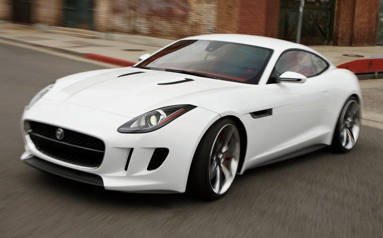 2014 jaguar f type coupe just welcome to automotive. Black Bedroom Furniture Sets. Home Design Ideas