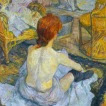 'Pèl-roja (Toulouse Lautrec)'