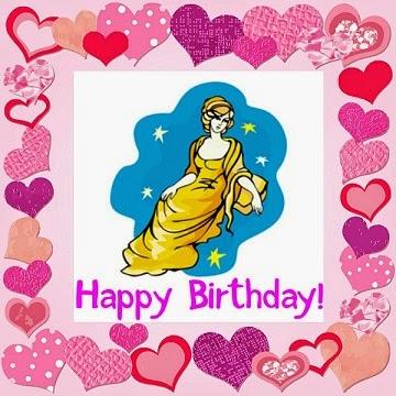 happy birthday cards zodiac signs
