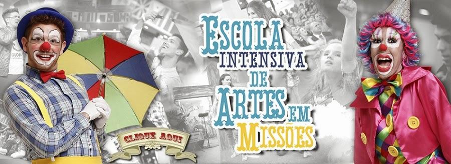 Escola INTENSIVA de Artes em Missões