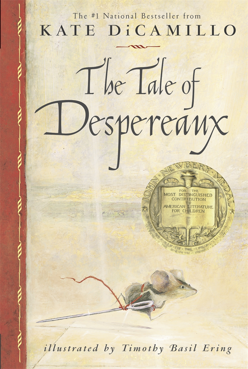 Kate Dicamillo The Tale Of Despereaux A Quest to Crea...