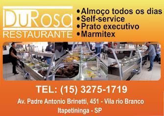 Du Rosa RESTAURANTE Self-service - Prato executivo - Marmitex