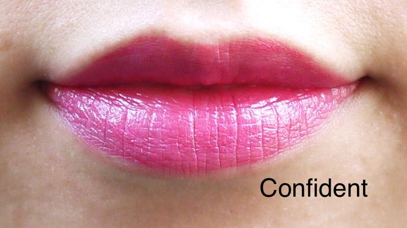 Estee Lauder Pure Color Envy Sculpting Lipsticks Confident Dangerous lip Swatch review