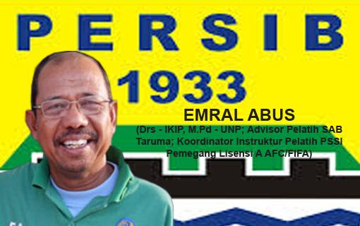 Persib Rekrut Emral Abus Sebagai Pelatih - Dunia Info dan Tips