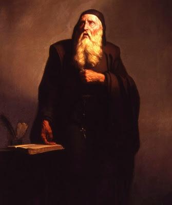 Retrat de Ramon Llull (Ricard Anckermann)