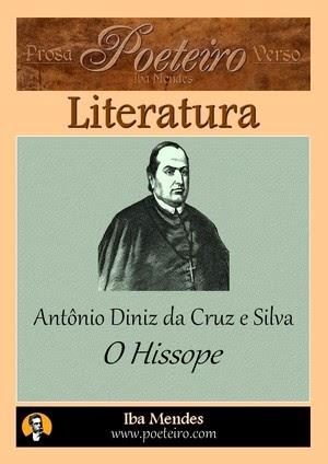 O Hissope - Antonio Diniz da Cruz e Silva - Iba Mendes