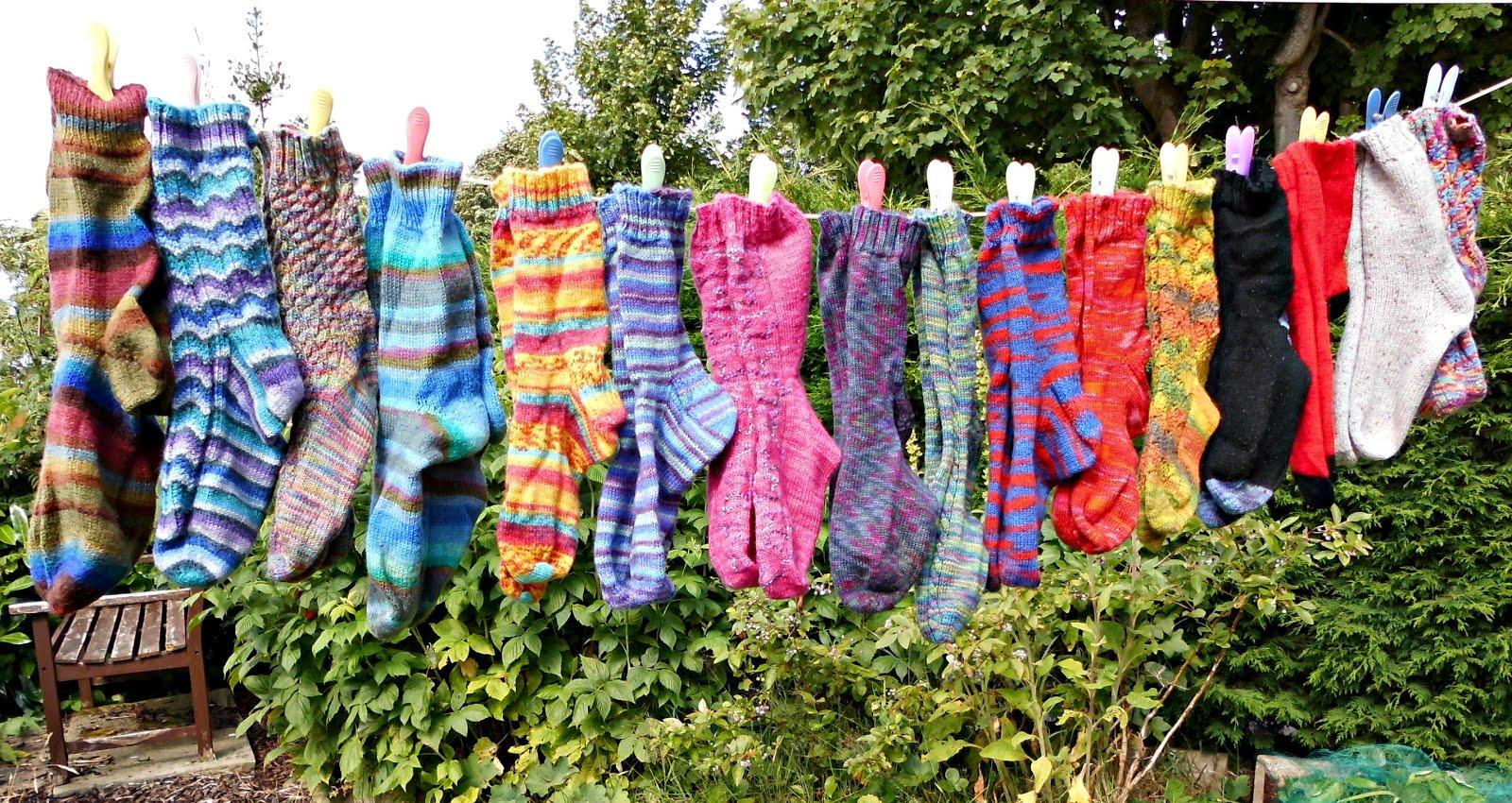 Yarndale Sock Line
