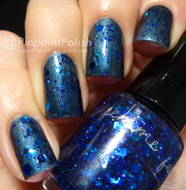Coldwraith, Femme Fatale, swatch