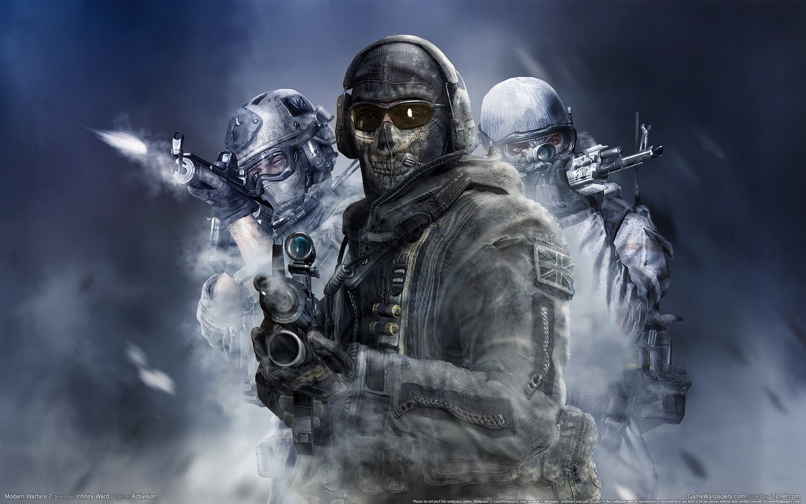 Iconic characters like GHOST truly make Call of Duty what it is today