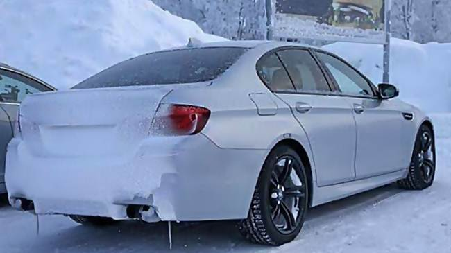 2017 BMW M5 XDrive Review Redesign