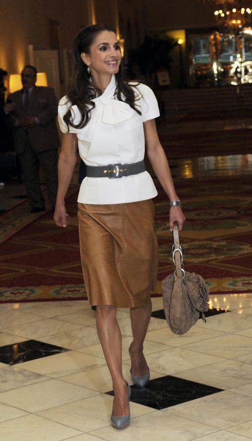 0                    Queen Rania Al Abdullah Husband