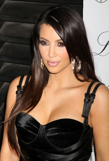 kim kardashian hair colorist