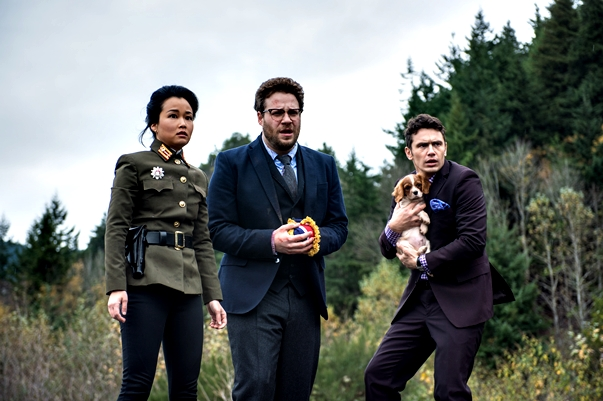 The Interview, de Evan Goldberg y Seth Rogen