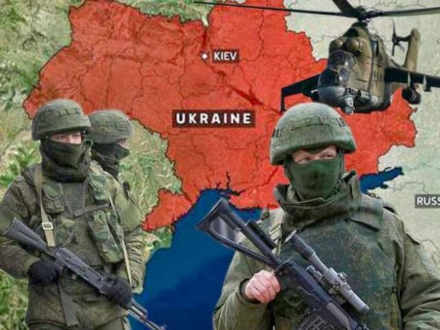 Η Ουκρανία θα γίνει ο τάφος των Αμερικανοσιωνιστών στην Ευρώπη