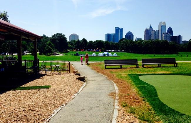 Atlanta Ice Cream Festival, Piedmont Park