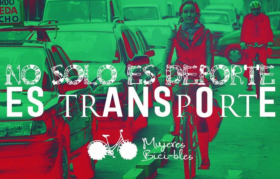 ...Es transporte...