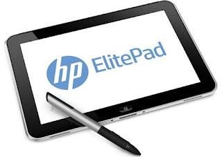 HP tablet, Samsung ATIV, fujitsu tablet