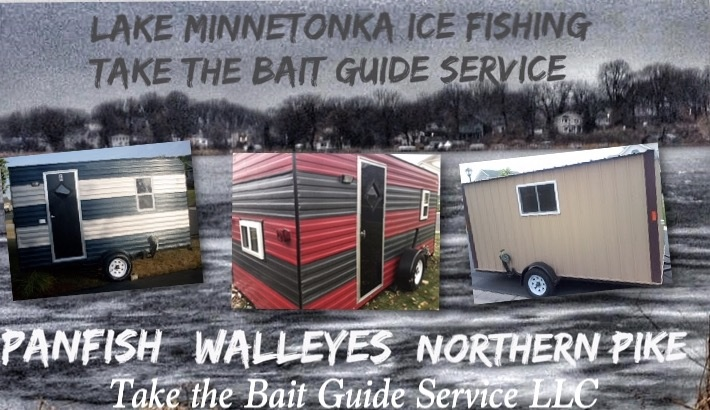 Take the Bait Guide Service LLC on Lake Minnetonka