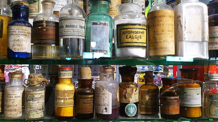 farmacia,museito,Bilbao,medicamentos antiguos