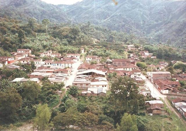 Imagen de Cordoba, Quindio, en los años 80s