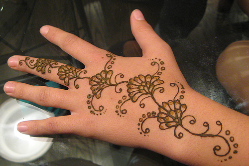 Arabic Mehndi Free: Easy Mehndi Designs For Hands