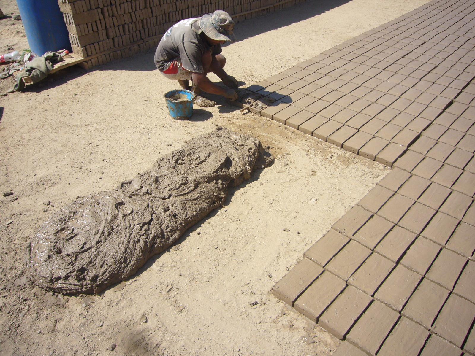 Los hornos de ladrillo de coria del rio - Ladrillo coriano ...
