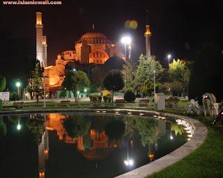 Hagia Sophia Wallpaper