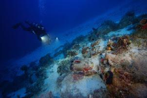 Huit bateaux découverts dans l'archipel grec de Fourni