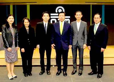 The SEC supports THAIPAT Institute to develop CSR and Anti-corruption progress indicators for Thai listed companies