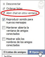 Abrir Chat en Nueva Ventana