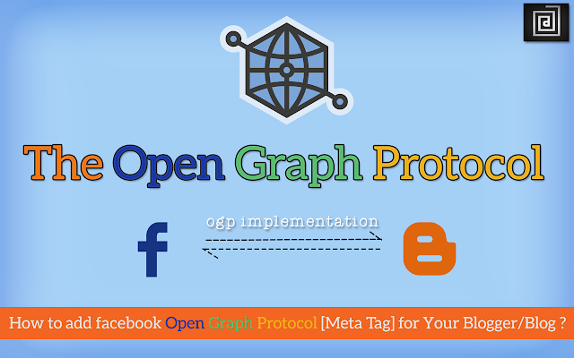 How to Add Facebook Open Graph for Blogger