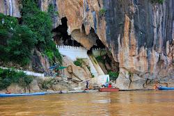 Cuevas de Pak Ou en Luang Prabang