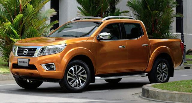 Nissan Navara Baru 2015 NP300