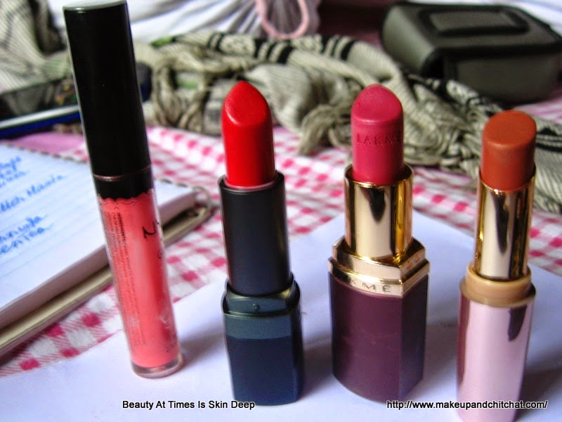 Favorite Lip products of June July
