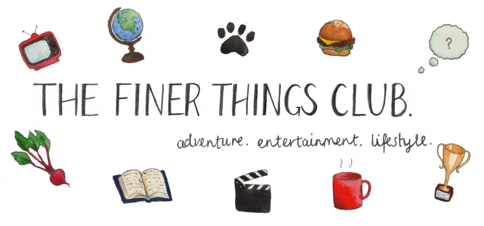 The Finer Things Club, sharing the blog love, tales of the week, toris tales, lifestyle blog, lbloggers