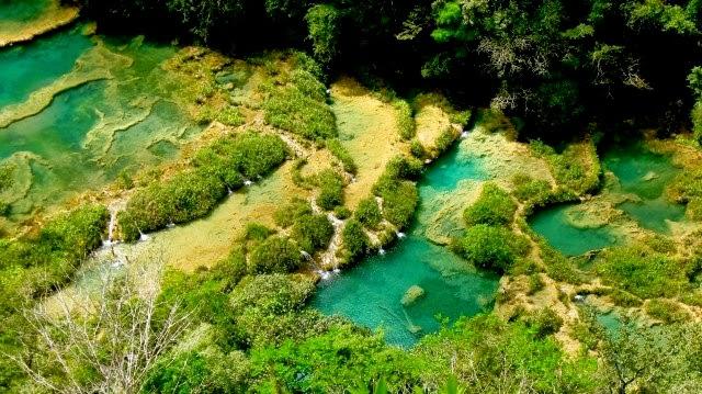 Las cinco cascadas más bellas del mundo.