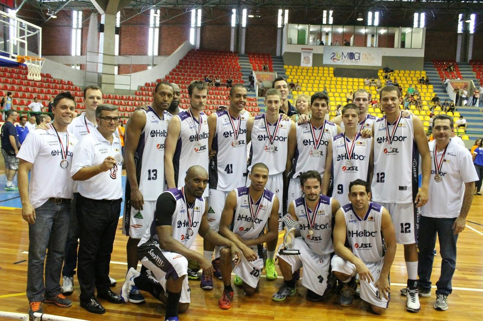 Jogos Abertos. Brasil 2013. Medalla de Plata