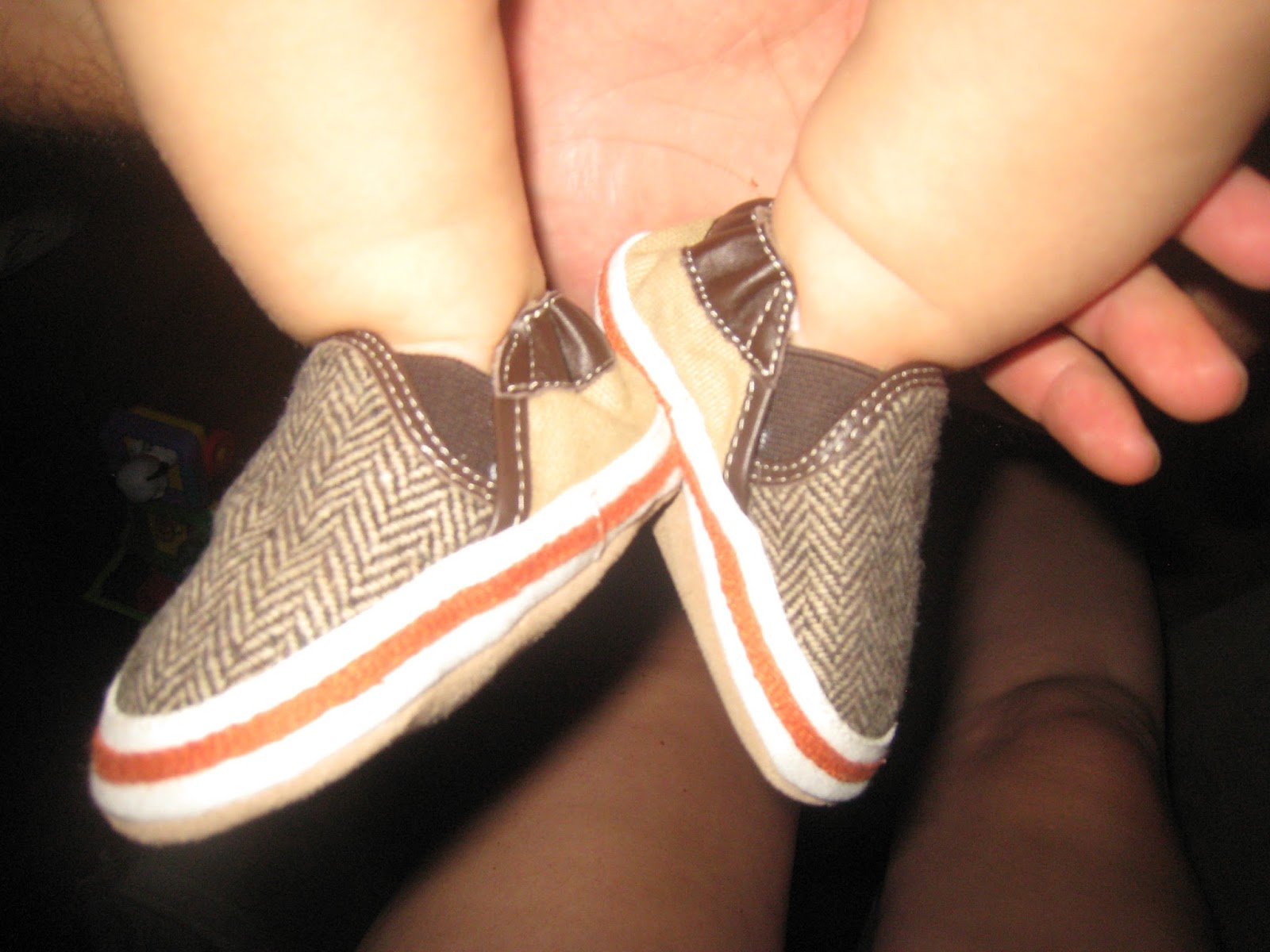 Momma Drama ROBEEZ Baby s First Shoes