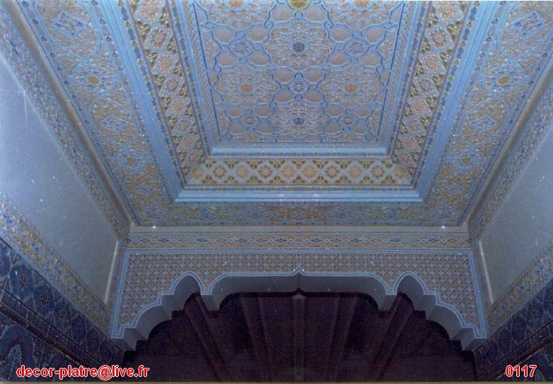 d coration plafond marocain g n rale. Black Bedroom Furniture Sets. Home Design Ideas