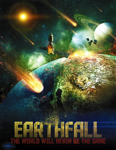 Ver Earth Fall (2015) Online