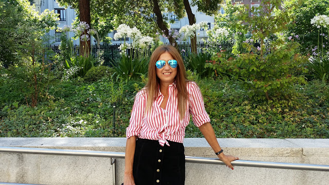 Carmen Hummer, Look, Style, Skirt, Leather, Cool