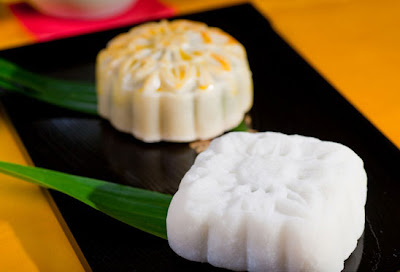 Moon cake of Vietnam
