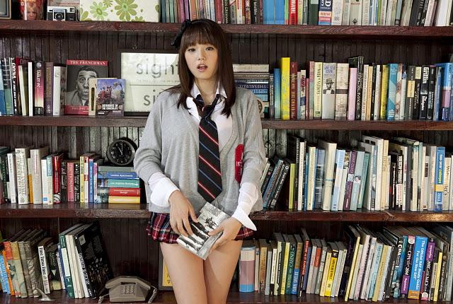 ExciteBlog » Ai Shinozaki Sexy in Library 03