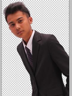 rambut6 Cara seleksi pada bagian rambut di photoshop